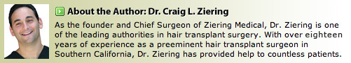 Dr. Craig Ziering - Hair Loss Surgeon